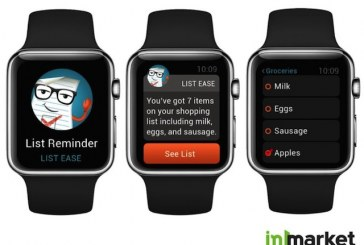 Marsh, inMarket Partner For World's First Apple Watch iBeacon Experience At Retail