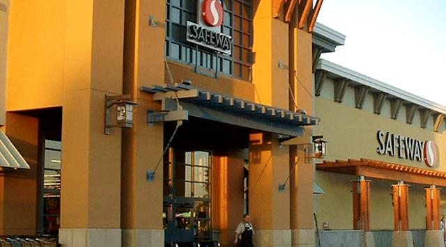 Safeway PDC shopping center