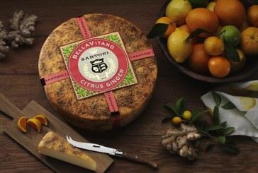 Sartori Rolls Out Citrus Ginger BellaVitano Cheese