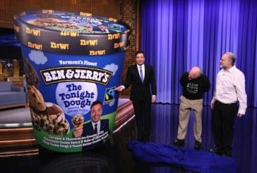 Ben & Jerry's Newest Flavor Stars Jimmy Fallon