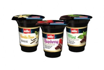 Müller Yogurt Introduces New Ice Cream-Inspired Flavors
