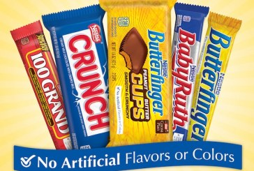 Nestlé Removing Artificial Flavors, FDA-Certified Colors From Chocolate Candy