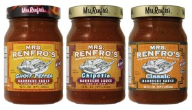 Mrs. Renfro's new products
