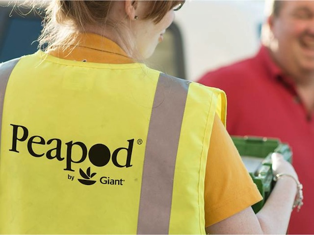peapod online grocery shopping