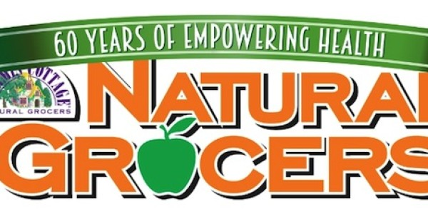 Natural Grocers 60th Anniversary Logo