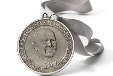 Northeast James Beard Foundation Awards Announced