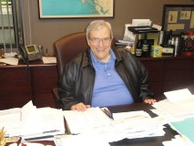 Bob Piccinini (Shelby Report file photo, 2012)