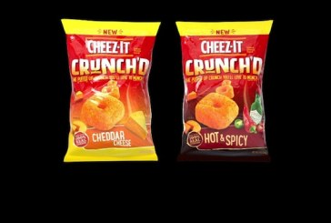 Cheez-It Comes To The Chip Aisle With Crunch'd Product