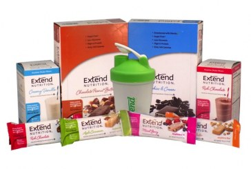Extend Nutrition Rolls Out New 'Snack-2-Health Kit'