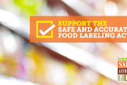 Industry Applauds Introduction Of National Food Labeling Bill