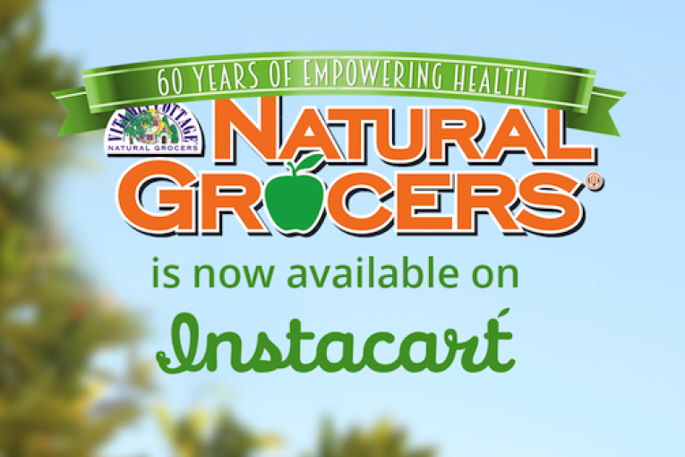 Natural Grocers Logo Natural Grocers by Vitamin