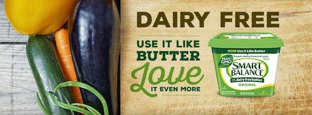 smart balance dairy free butter