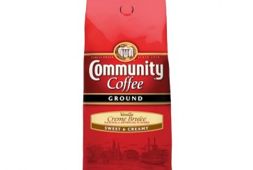 Community Coffee Introduces Vanilla Creme Brulee Flavor