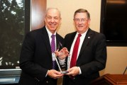 Sorkin Recognized With NGA Association Leadership Award