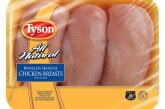 Tyson Foods To Eliminate Human Antibiotics From Broiler Chicken Flocks By 2017