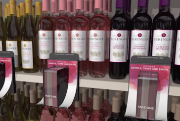 Beringer Launches 'Category-Changing' Method Of Consumer Sampling With Taste Station Program