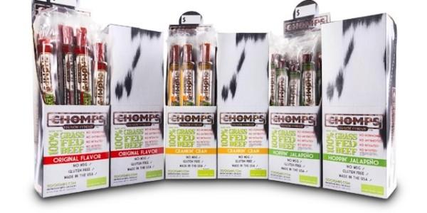 Chomps Snack Sticks New Flavor