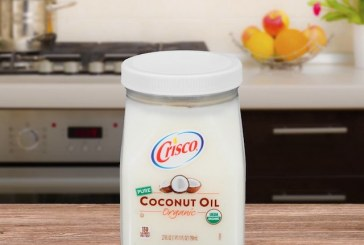 Crisco Introduces Organic Coconut Oil