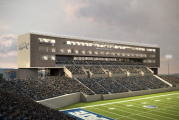 Maverik Gains Naming Rights To Utah State's Football Stadium