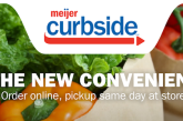 Meijer Piloting Curbside Service Program In Grand Rapids