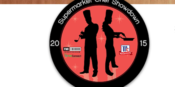 Supermarket Chef Showdown logo