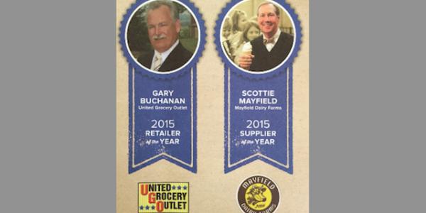 Gary Buchanan and Scottie Mayfield