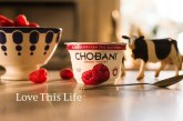 Chobani Launches New Brand Platform, Creative Campaign Centered On 'Natural Values'