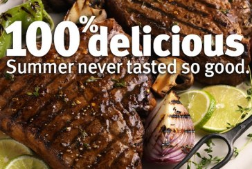 Star Ranch Angus Beef Celebrates Summer With '100% Delicious' Promo