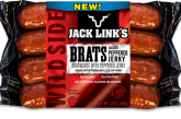 Jack Link's Debuts Five 'Wild Side' Sausage Varieties At Walmart