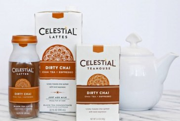 Celestial Seasonings Launches Coffeehouse-Style Tea Beverages