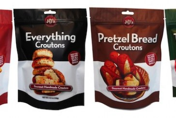 Bacon Salt Inventor Adds New Flavors To Crouton Lineup