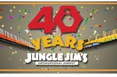 August Celebration Planned For Jungle Jim's 40th Anniversary