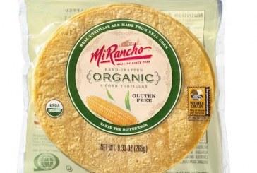 Mi Rancho Organic Corn Tortillas, Taco Sliders Receive Non-GMO Project Verification