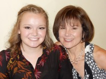Shelby Klug with her mother, Sue.
