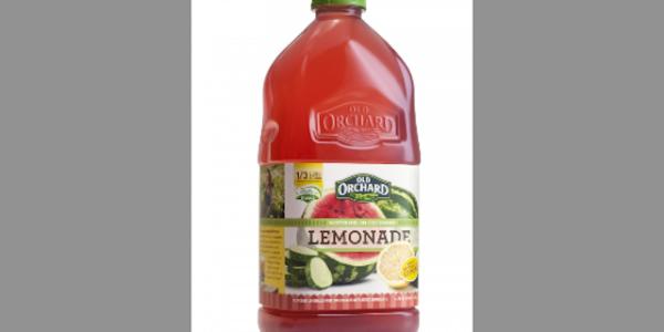 Watermelon-Cucumber-Lemonade