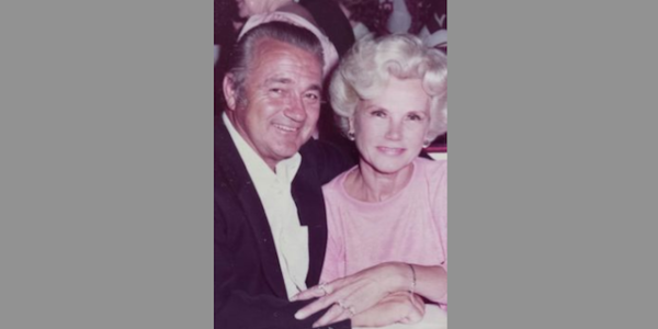 The late Burl and Emily Bahl.