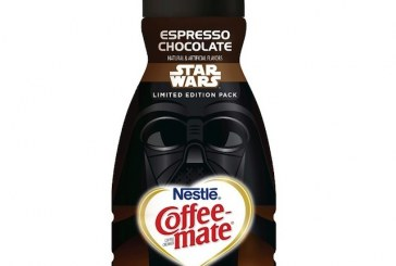 Coffee-Mate Offers Limited Edition Star Wars Flavors, Bottles