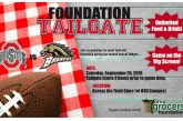 Ohio Grocers Fall Conference And Foundation Tailgate Set For Sept. 25-26