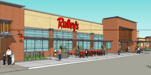 Raley's rendering copy