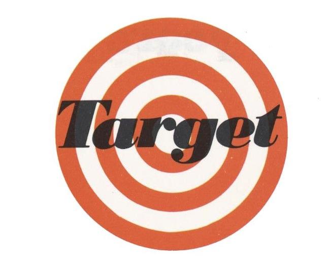 Target original logo 1962
