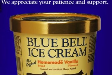Blue Bell Ice Cream Returns To Stores In Select Areas Today