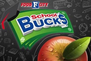 Food City Kicks Offs 2015-16 School Bucks Program