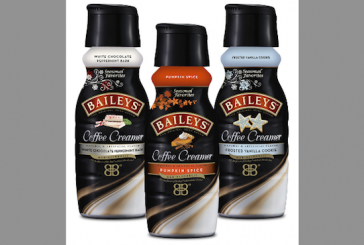 Baileys Coffee Creamers Rolls Out Holiday Flavor Lineup