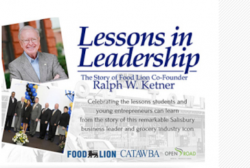 Food Lion, Catawba College Unveil 'Lessons In Leadership' Film To Honor Grocer's Co-Founder
