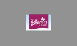 meijer true goodness