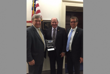 NGA Honors Congressman Ribble With Champion Of Independent Grocers Award