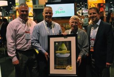 Pear Bureau Northwest Honors Wegmans As Pear Retailer Of The Year
