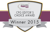 Informa Names SupplySide CPG Editor's Choice Award Winners