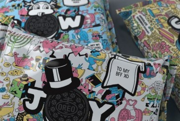 New OREO Colorfilled Allows Fans To Personalize Packaging