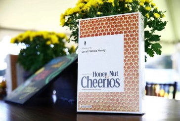 Honey Nut Cheerios' Living Billboard In Florida Highlights Limited-Edition Box
